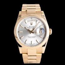 Rolex Day-Date 36 nuevo 2019 Automático Reloj con estuche y documentos originales 118205