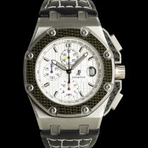 Audemars Piguet Royal Oak Offshore Chronograph Titane 42mm Argent