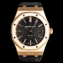 Audemars Piguet Royal Oak Selfwinding Красное золото 41mm Чёрный