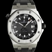Audemars Piguet Royal Oak Offshore Diver Acero 42mm Negro
