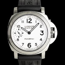 Panerai Luminor Marina Steel 44mm White
