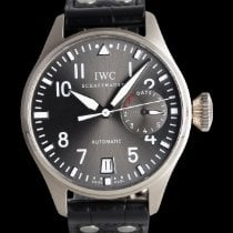 IWC Big Pilot White gold 46mm Grey