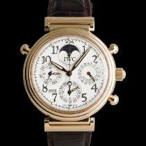 IWC Da Vinci Perpetual Calendar 3754 Very good Red gold 42mm Automatic