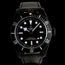 Tudor Ceramic Automatic Black 41mm new Black Bay