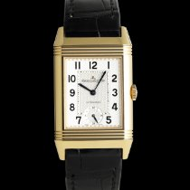 Jaeger-LeCoultre Grande Reverso Night & Day Красное золото 46mm Cеребро