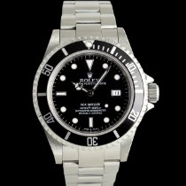 Rolex Sea-Dweller 4000 Acero 40mm Negro
