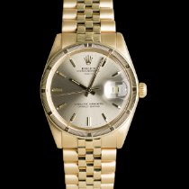 Rolex Oyster Perpetual Date Yellow gold 34mm