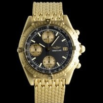 Breitling 81950 Yellow gold Chronomat 40mm pre-owned