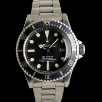 Rolex Sea-Dweller Acél 40mm Fekete