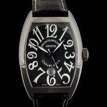 Franck Muller Casablanca Steel 55mm Black