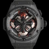 Hublot King Power nieuw 2015 Automatisch Horloge met originele doos en originele papieren 771.CI.1170.RX