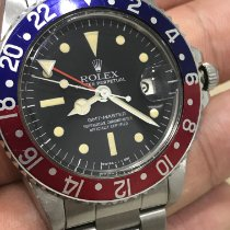 Rolex GMT-Master 1675 Mk3 Radial Dial GMT Master Very Rare 1977 usato