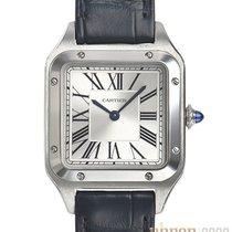 Cartier Santos Dumont Stahl 38mm Silber Römisch Deutschland, Bietigheim-Bissingen