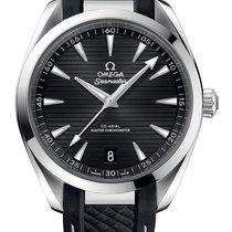 Omega 220.12.41.21.01.001 Acier 2020 Seamaster Aqua Terra 41mm nouveau