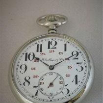 H.Moser & Cie. Reloj usados 1890 Acero 54mm Arábigos Cuerda manual Solo el reloj