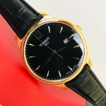 Tissot Tradition Gold/Steel 42mm Black