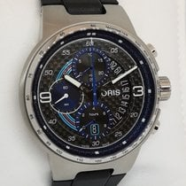 Oris Williams F1 Zeljezo 44mm Crn