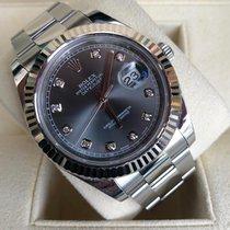 Rolex 116334 Argent Datejust II 41mm occasion France, Paris