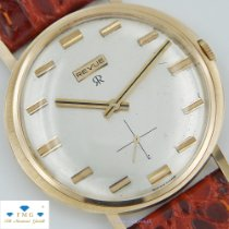 Revue Thommen Rose gold 36mm Manual winding Revue Classic pre-owned
