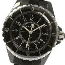 Chanel Women's watch J12 33mm Quartz pre-owned Watch only