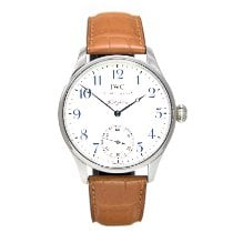 IWC Portuguese Hand-Wound Steel 43mm White Arabic numerals United States of America, Arizona, Scottsdale