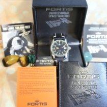 Fortis Flieger Otel 34mm Negru Arabic