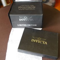 Invicta Steel 47mm Automatic 27163 new United States of America, New York, BRONX