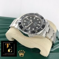 Rolex 114060 Steel 2019 Submariner (No Date) 40mm pre-owned United Kingdom, London
