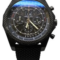 Breitling Bentley 6.75 Steel 50mm Black No numerals United States of America, New York, Greenvale