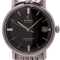 Omega Seamaster DeVille 166.020 1966 occasion