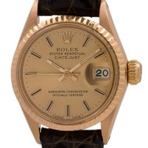 Rolex 6517 Rose gold 27mm pre-owned United States of America, California, West Hollywood