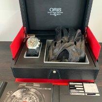 Oris Steel 42.5mm Automatic 01 677 7619 4154-Set pre-owned Australia, Sandringham