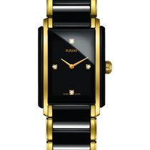 Rado Integral Steel 22.7mm Black No numerals United States of America, Texas, Frisco