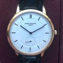 Patek Philippe Calatrava Yellow gold White UAE, jumeirah park
