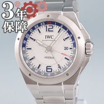 IWC Ingenieur Dual Time Ocel 43mm