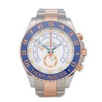 Rolex Yacht-Master II 116681 2014 tweedehands