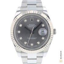 Rolex Datejust II Gold/Steel 41mm Grey