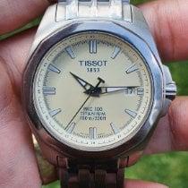 Tissot PRC 100 Titan 40mm Bjel Bez brojeva