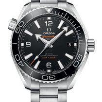 Omega Seamaster Planet Ocean Steel 39.5mm Black Arabic numerals United Kingdom, Budapest