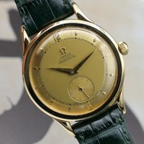 Omega Or jaune 36mm Remontage automatique omega centenary occasion France, Paris