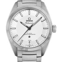 Omega Globemaster new 2020 Automatic Watch with original box and original papers 130.30.39.21.02.001