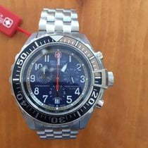 Swiss Military Сталь 44mm Кварцевые Swiss Military Hanowa Touchdown chrono  6-5304.04.003 новые