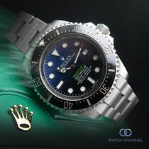 Rolex Sea-Dweller Deepsea 116660 2014 pre-owned