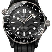 Omega Seamaster Diver 300 M 210.92.44.20.01.001 2020 nieuw