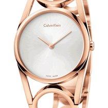 ck Calvin Klein Women's watch 34mm Quartz new Watch with original box and original papers 2017
