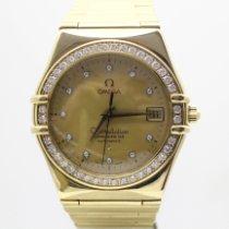 Omega Aur galben 35.5mm Atomat 1107.15.00 folosit România, Bucuresti