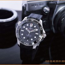 歐米茄 Seamaster Diver 300 M 鋼 42mm 黑色 無數字 臺灣, Kaohsiung