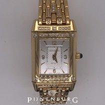 Jaeger-LeCoultre Reverso Lady Aur galben Argint Arabic
