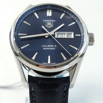 TAG Heuer Carrera Calibre 5 WAR201E.FC6292 Nou Otel 41mm Atomat