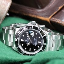 Rolex 16610 Steel 1997 Submariner Date 40mm pre-owned United Kingdom, Norwich